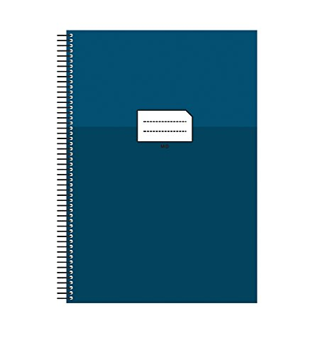 Miquelrius 47036 schoolschrift met blauwe rand, 80 vellen