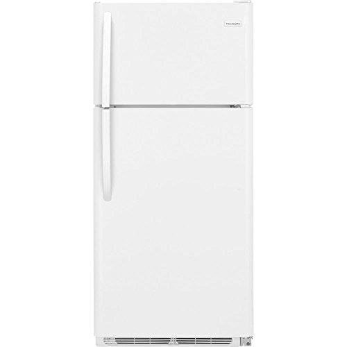 Mejor Avanti RA7316PST 2-Door Apartment Size Refrigerator, Black with Platinum Finish crítica 2020