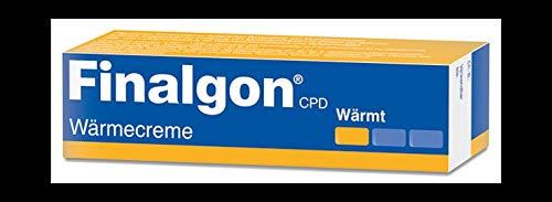 Finalgon CPD Wärmecreme 3er Sparset: (3x50g) - wärmt stark, fordert die Durchblutung, bei Muskel- und Gelenkbewerden