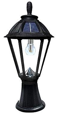 GAMA SONIC Polaris Solar Light Collection, Outdoor LED Lighting, GS-178