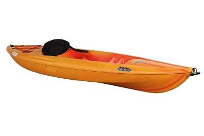 KOF10P100-00 Pelican Apex Fade Red/Yellow 100 Kayak