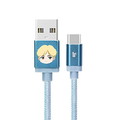 BTS Character Cables (Type C Cable_JIN)