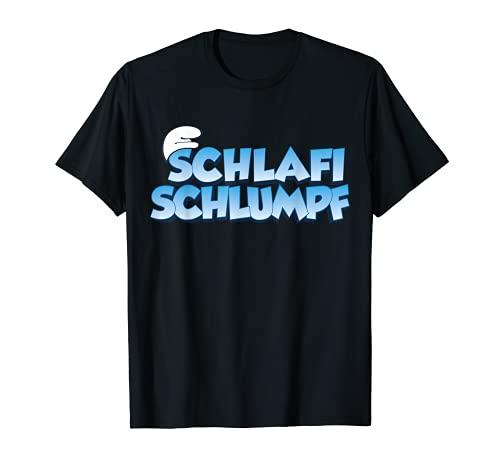 Schlaffi Pitufo - Peluche divertido para bebé Camiseta