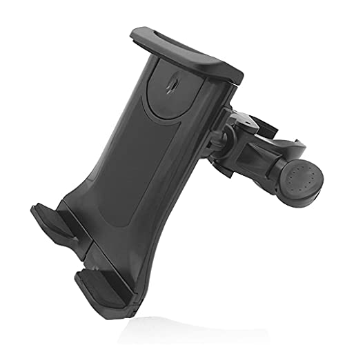 Bike Phone Holder Universal Bicycle Handle Tablet Phone Holder Motorcycle Holder Handle Car Mount Holder Cradle Compatible with Ipad (7-11 Inches)Compatible with Samsung S8 Mounts ( Color : Black )