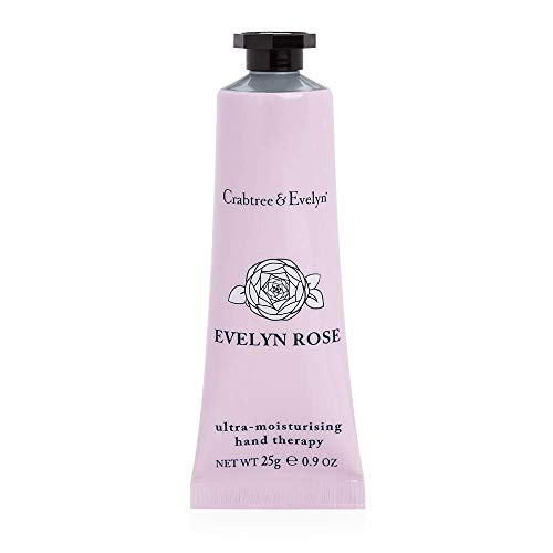 Crabtree & Evelyn Evelyn Rose Ultra moisu Rising Hand Therapy Cream 25G