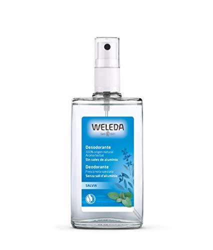 Desodorante natural WELEDA