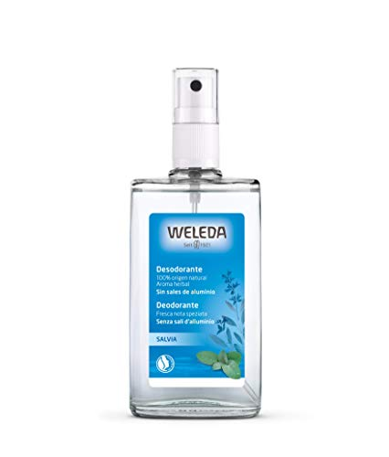 WELEDA Desodorante Spray de Salvia (1x 100 ml)