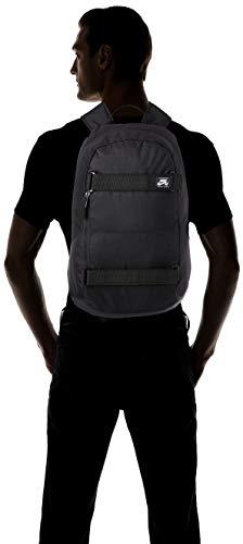 ナイキ スポーツアクセサリー バッグパック SB コートハウス バックパック BA5305-010 メンズ MISC ブラック ブラック ホワイト