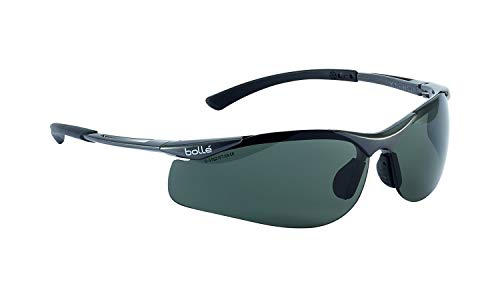Bollé CONTPOL veiligheidsbril Contour gepolariseerd, bruin, één maat