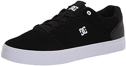 DC mens Hyde Skateboard, Skate Shoe, Black/Black/White, 10.5 US