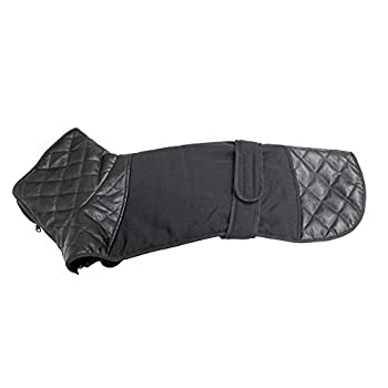Croci Blouson Greyhound Black, 65 Cm Pour Chien