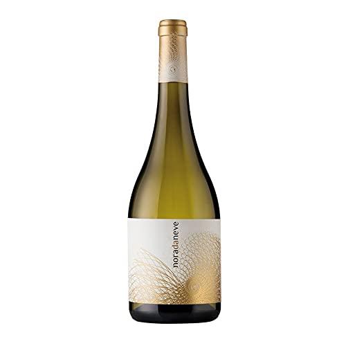 Vino blanco Nora Da Neve (Fermentado en barrica) de 75 cl - D.O. Rias Baixas - Bodegas Viña Nora (Pack de 1 botella)