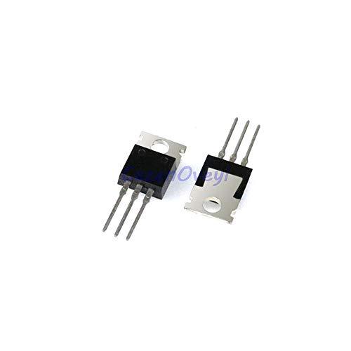 IndustrialMaker 10 Stück/Packung Dreifach-Regler MC7805CT 7805CT MC7805CTG% 100 Authentic TO-220