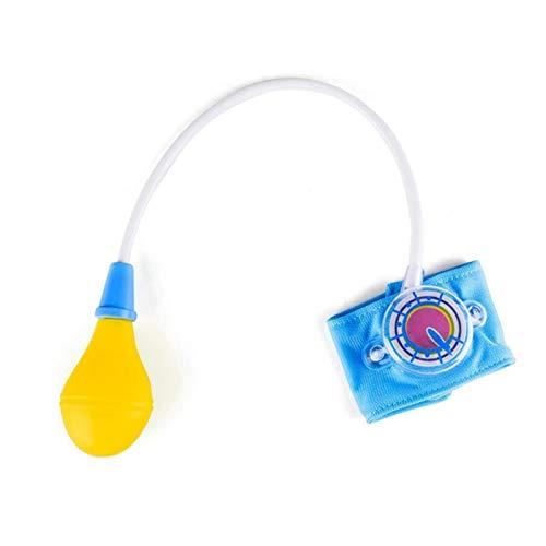 coil-c Doctor, juguete para la medición de la presión arterial para niños – médico, juguete médico, simulación de juguete, juego de rol, doctor, enfermera
