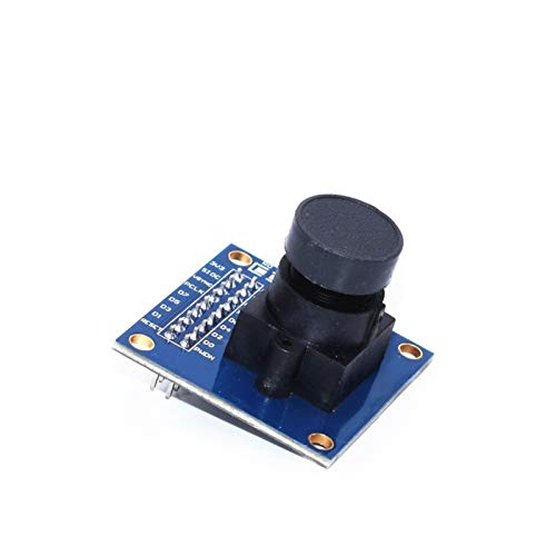 1 stücke ov7670 Kameramodul unterstützt VGA CIF Auto Belichtungssteuerung Active Größe 640x480 für Arduino