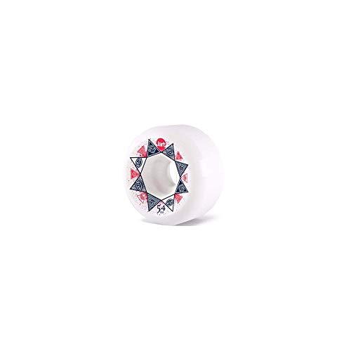 Jarts Bondi Illuminati 54mm 83B Wheels Pack Skateboard-Rollen, Unisex, Mehrfarbig (Mehrfarbig)