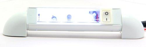 Marine barco lámpara de techo inclinable cortesía luz OEM