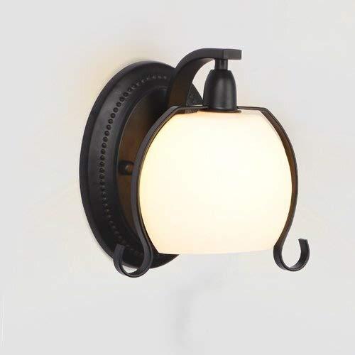 BYDXZ Moderne wandlamp van glas warmwit 1-lamp naar boven of beneden installatie