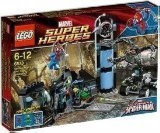 LEGO Marvel Super Heroes Spiderman Doc Ock Ambush 6873 by LEGO