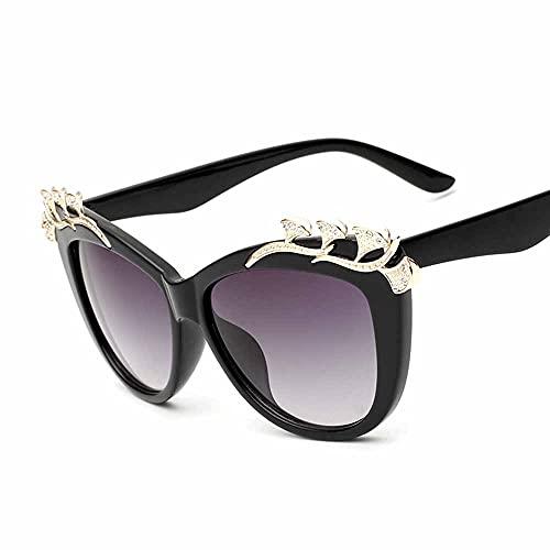 Mawwanta Gafas de Sol rectangulares polarizadas, Gafas de Viaje Casuales de la Moda de la Moda de la Vendimia de Las Mujeres, Las Gafas de Las niñas Encantadoras de Las señoras, para la protección UV