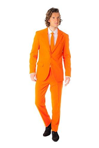 Opposuits OSUI-0001-EU46 - kostuum 62 oranje