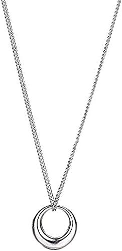 ZGYFJCH Co.,ltd Collares Moda Collar Mujer Círculo Geométrico Neklace Collar Collar Collar