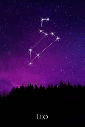 2022 Daily Planner Leo Constellation Night Sky Astrology Symbol 454 Pages: 2022 Planners Calendars Organizers Datebooks Appointment Books Agendas