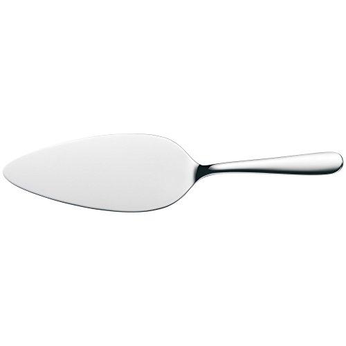 WMF Kult Tortenheber Edelstahl 23,2 cm, Kuchenheber, Cromargan Edelstahl poliert ideal auch als Lasagneheber, Pizzaheber, spülmaschinengeeignet