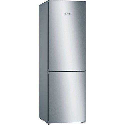 Bosch Serie 4 KGN36VL3A Independiente 324L A++ Acero inoxidable nevera y congelador...
