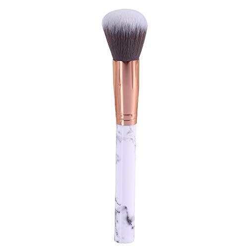Pbzydu Pinceaux de Maquillage, 2 Types Nouvelle Fondation sourcil Fard à paupières Fard à Joues correcteur Poudre de mélange Poudre Pinceau de Maquillage Ensemble Cache-cernes Ombres à paupières(#1)