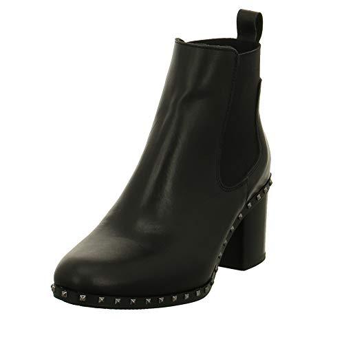 Alpe Woman Shoes Damen Stiefeletten Vouge Stiefelette 4345.20.05 schwarz 739934
