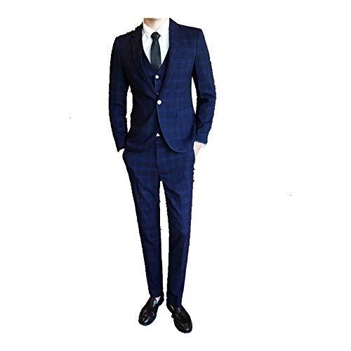 Traje de traje de los hombres traje casual traje de tres piezas traje de los hombres desgaste