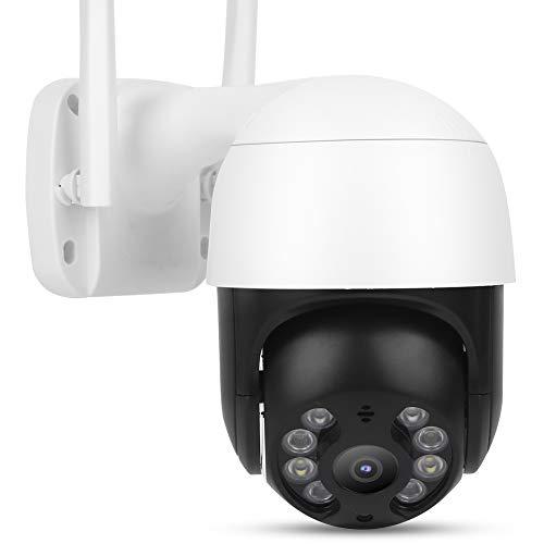 CCTV de 3 MP, cámara WiFi, Llamada en Tiempo Real, visión Nocturna, configuración Personalizada, Soporte, Alarma(European regulations)