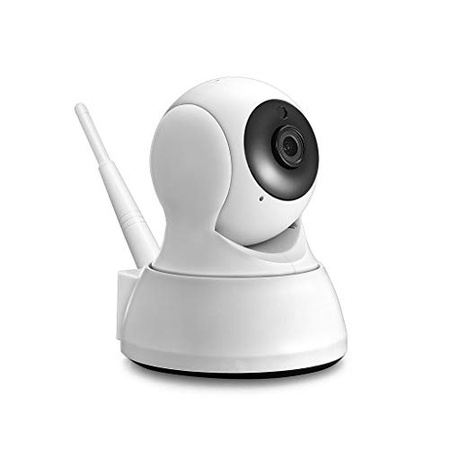 HD WiFi Home Surveillance Security Camera,Unine Best Wireless Dome Camera Surveillance System,Security Cam with 2 Way Audio Night Vision,Motion Tracker, Activity Alert,Remote Baby Monitor-White