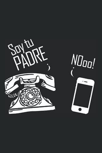 Ironía Figura Retórica Telefono - Movil Sarcasmo Cuaderno De Notas: Formato A5 I 110 Páginas I Regalo Como Diario Planificador O Agenda