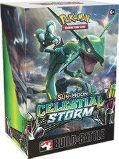 Sun & Moon: Celestial Storm Prerelease Pack
