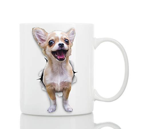 Taza Perro Chihuahua Divertido - Taza Chihuahua Divertido