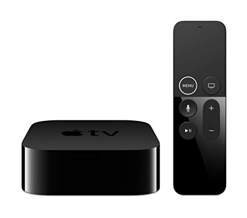 HD a 1080p per video di alta qualità Audio surround Dolby Digital Plus 7.1 Chip A8 Vedi in TV le foto e i video che hai su iPhone e.iPad Serie a Tim, Netflix, Amazon Prime.Video, YouTube, iTunes e migliaia di altre app disponibili sull'App Store HBO ...