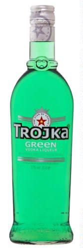 NDT24 - TROJKA Vodka Green 17{a21f6081a16dfa023dde95c2ae7fcb20cf70d473712c9d0fa7f0a5213cec018f} vol 70 cl