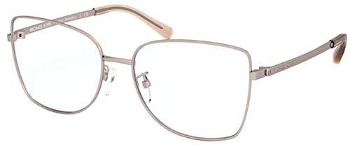 Michael Kors Memphis Mk3035, Monturas De Gafas Mujer, Brown Mink (1213)