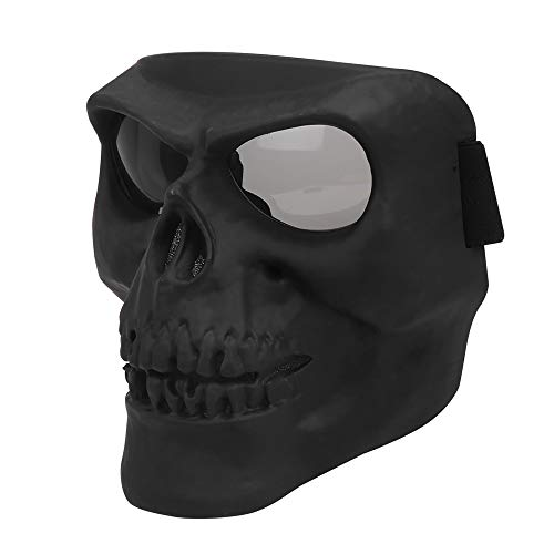 Flantor Spooky Skull Face Mask for Airsoft...
