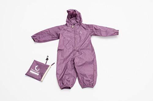 Preisvergleich Produktbild HIPPYCHICK Ganzkörperanzug Violett 3-4 Jahre - Lila3-4 Jahre