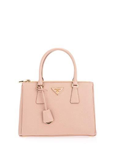 Prada Luxury Fashion Damen 1BA863NZVF0236 Rosa Leder Handtaschen | Frühling Sommer 20