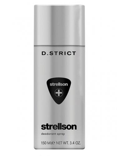 Strellson D Strict homme/men, Deodorant Aerosol/Spray 150 ml, 1er Pack (1 x 150 ml)