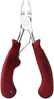 CatChi 爪切り ニッパー爪切り 巻き爪 変形爪 厚い爪 甘皮 爪やすり 滑り止め ステンレス 保護カバー付き