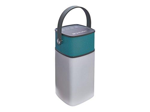 Price comparison product image Verbatim 2 - n - 1 Water Resistant Speaker Lantern