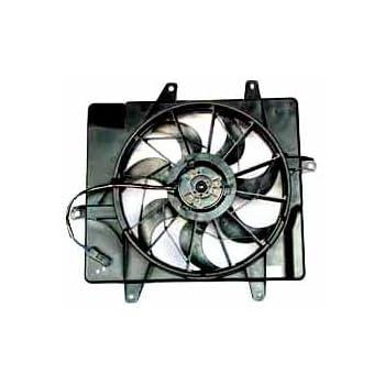 NEW Engine Radiator Cooling Fan Assembly Dorman 620-022