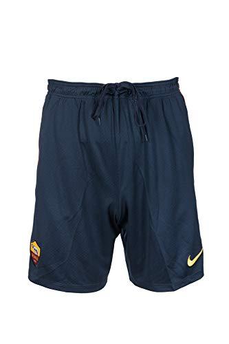AS Roma Herren Nike Trainingshose 2019/20 Hose, blau, XL
