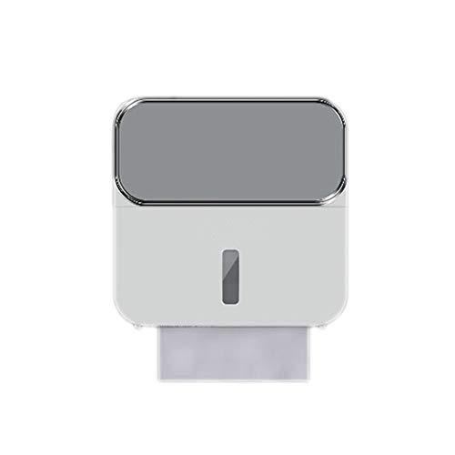 Toilet Tissue Box, Toilet Toilet Paper Rack, ladekast, creatief papier handdoek houder toiletpapier doos zonder ponsen