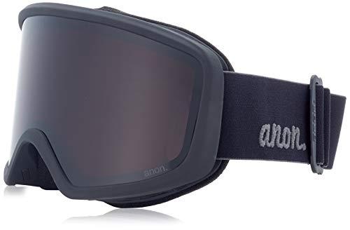 Anon Damen DERINGER Snowboardbrille, Smoke/Sonar Smoke
